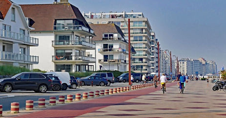 Belgische kust versus Spaanse Costa.....