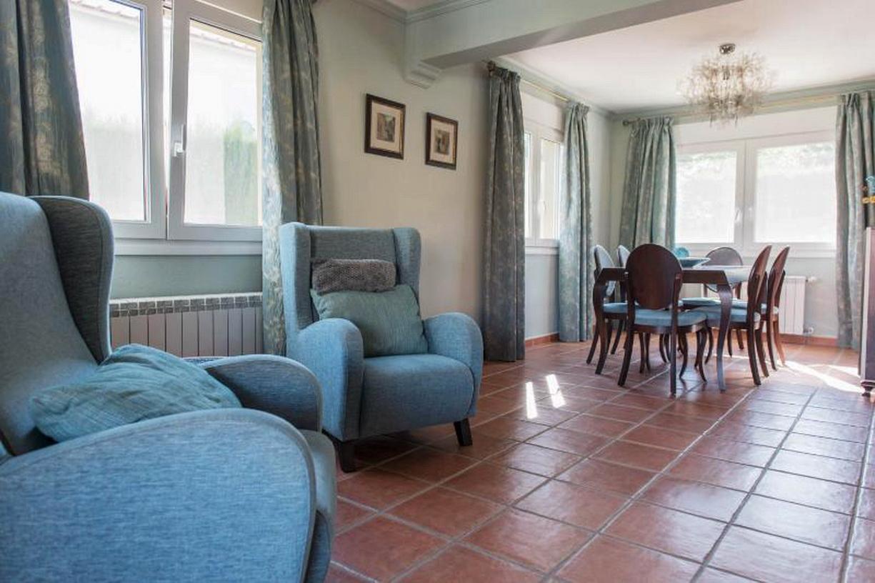 Denia villa in residentiele wijk......