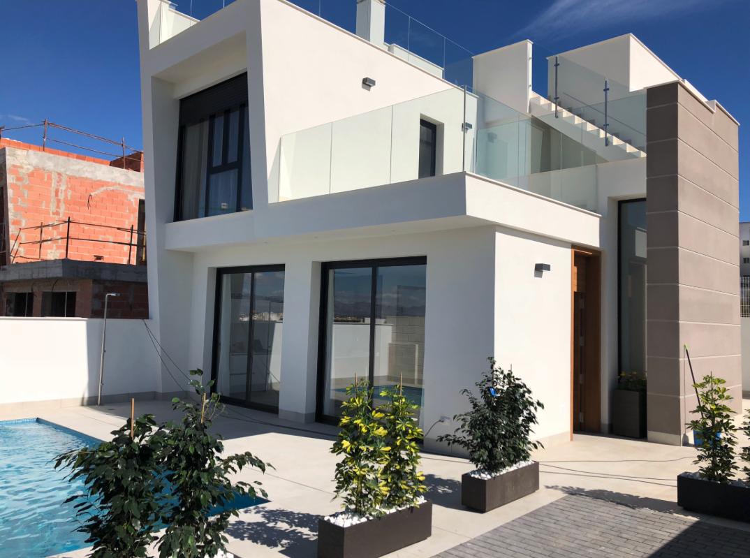 Benijofar villa's vanaf €243.500