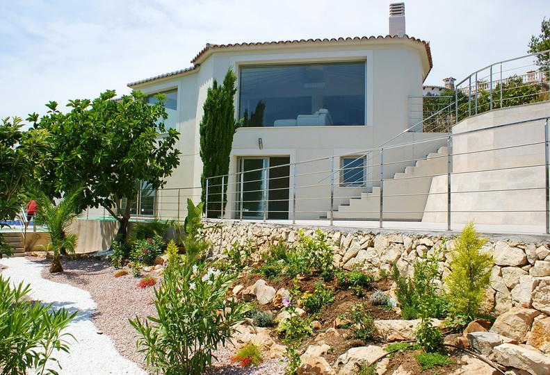 Immo Moment Spanje te koop villa Javea.