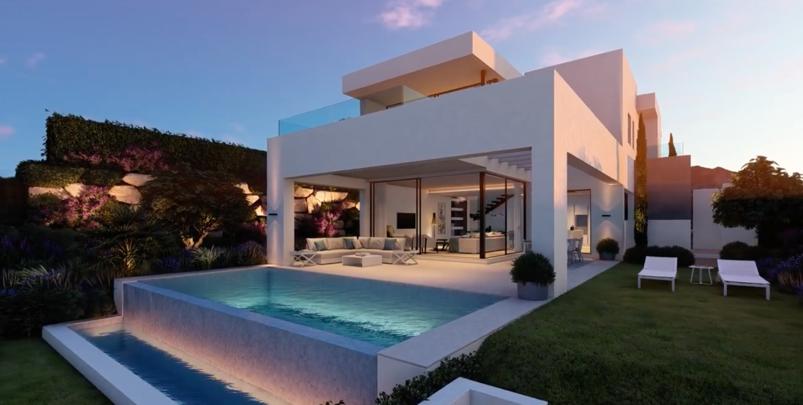 Estepona villa €1.100.000