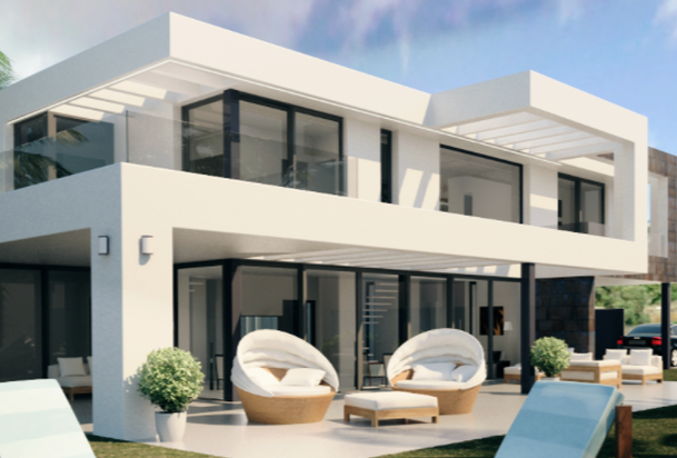 Mijas villa's vanaf €540.000