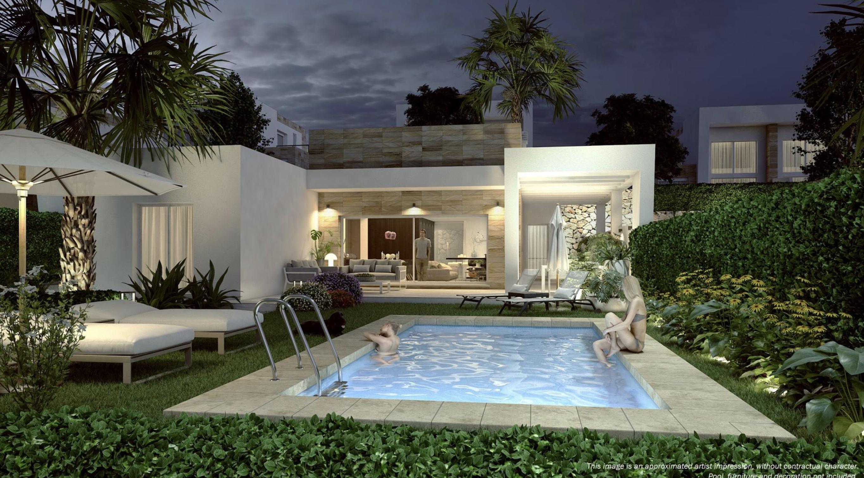Algorfa villa's vanaf €339.000