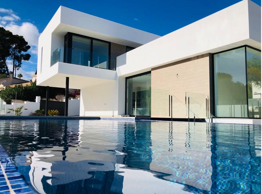 Benissa villa €745.000