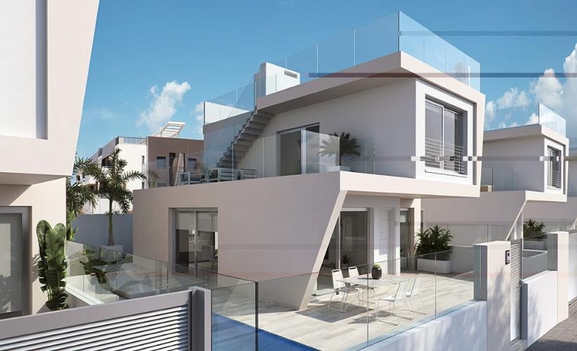Torre dela Horodada villa €399.000