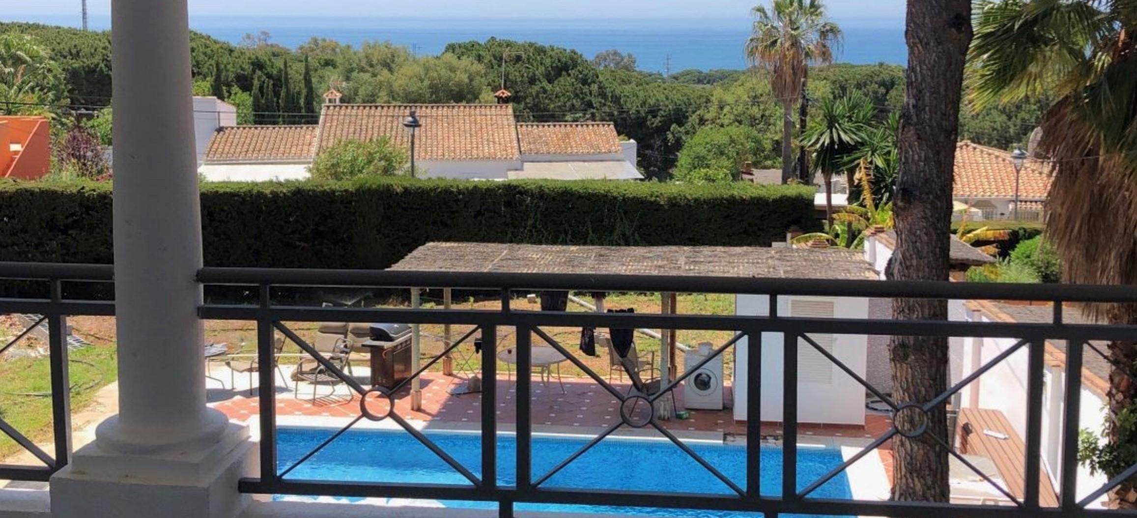 Cabopino villa €1.350.000
