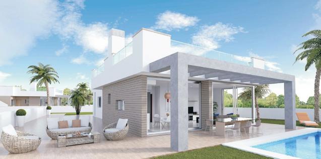 Mar Menor La Manga villa €350.000