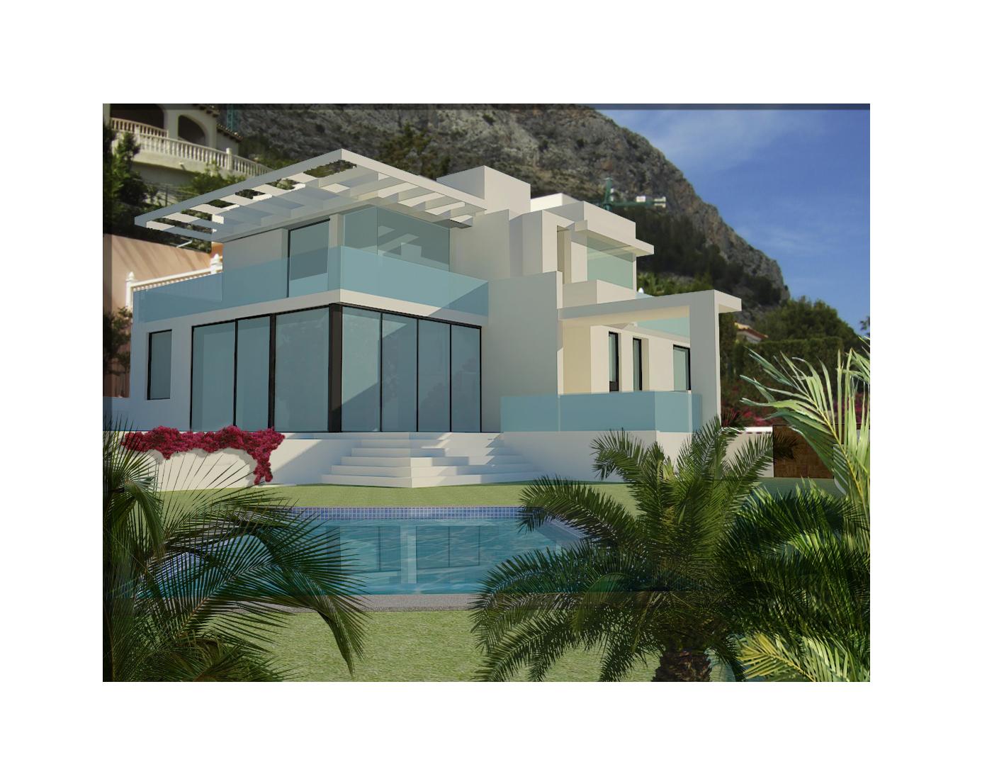 Altea villa verkocht / vendu