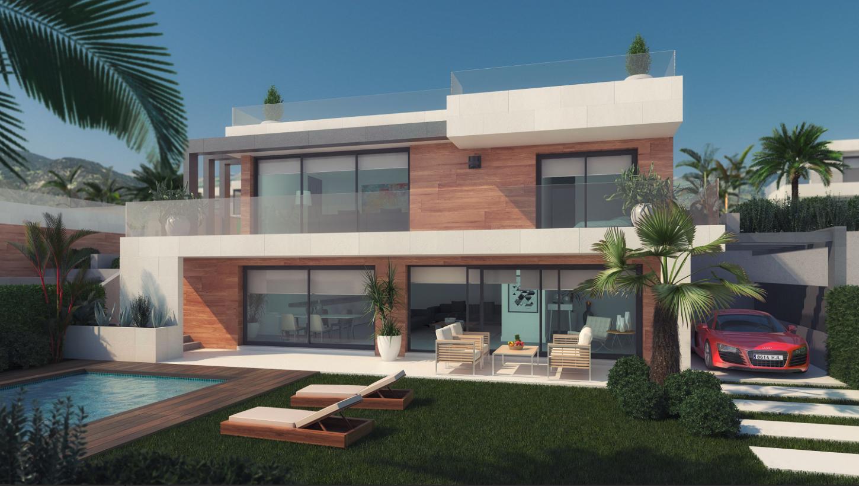 Finestrat villa's €580.000