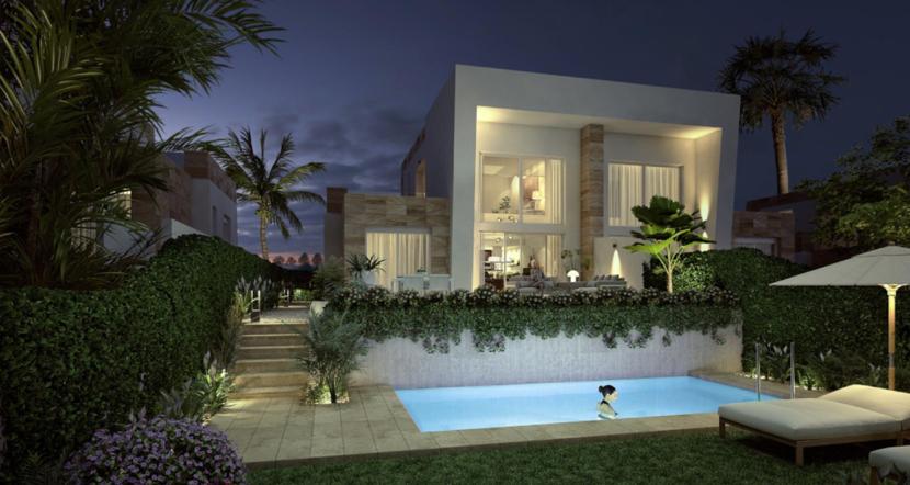 La Finca villa €275.000