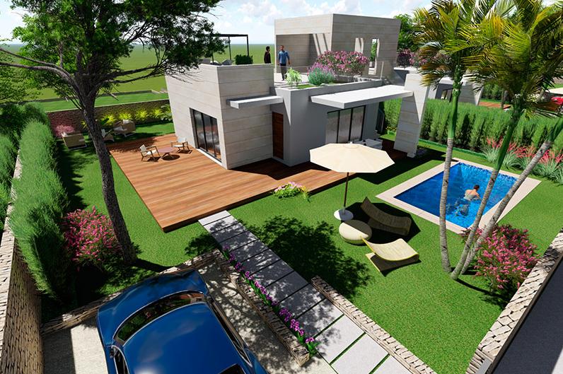 Polop villa's vanaf €268.800