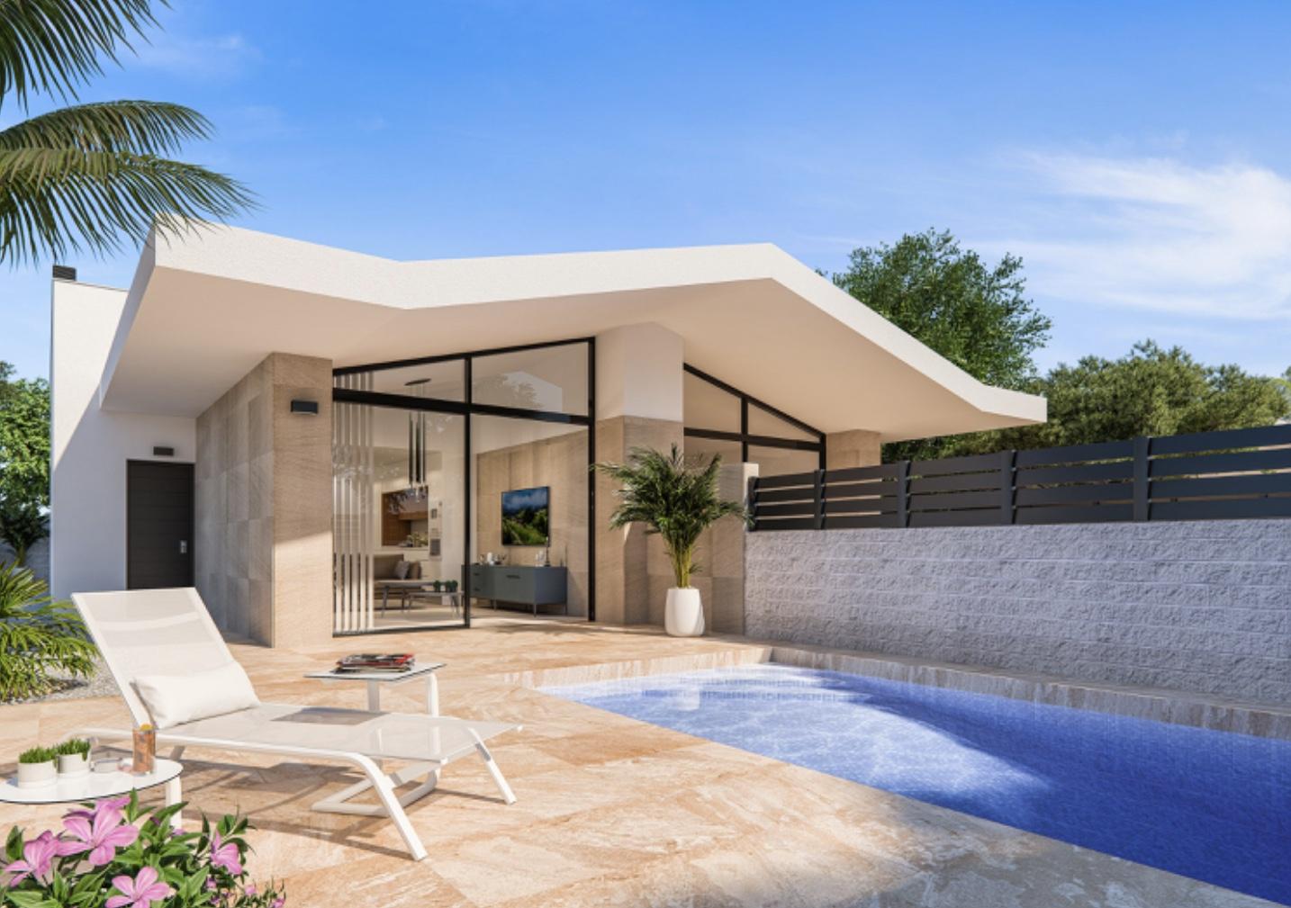 Benimar villa €209.900