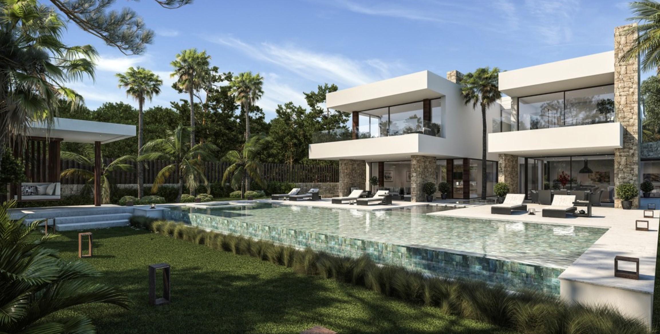 Guadalmina Baja villa €4.500.000