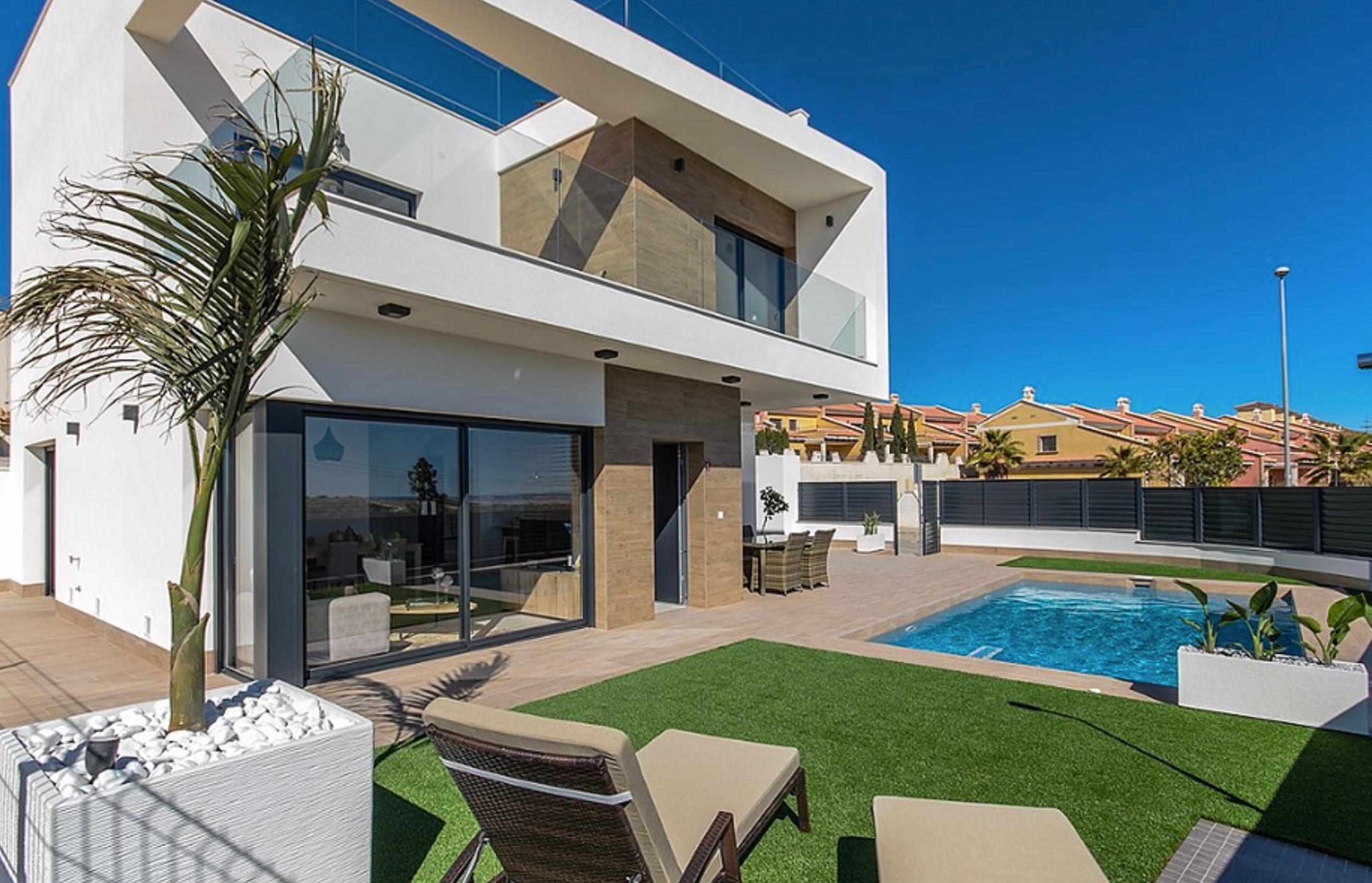 San Miguel villa €275.000