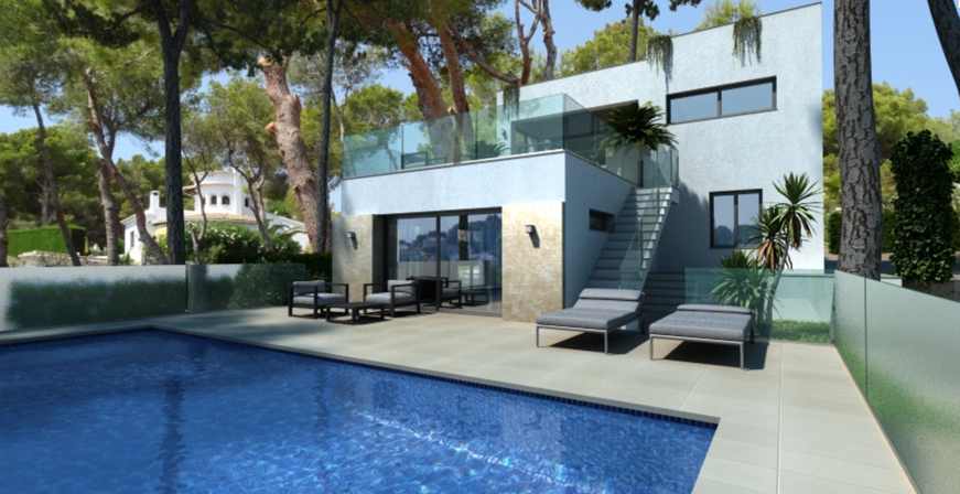 Moraira villa €695.000