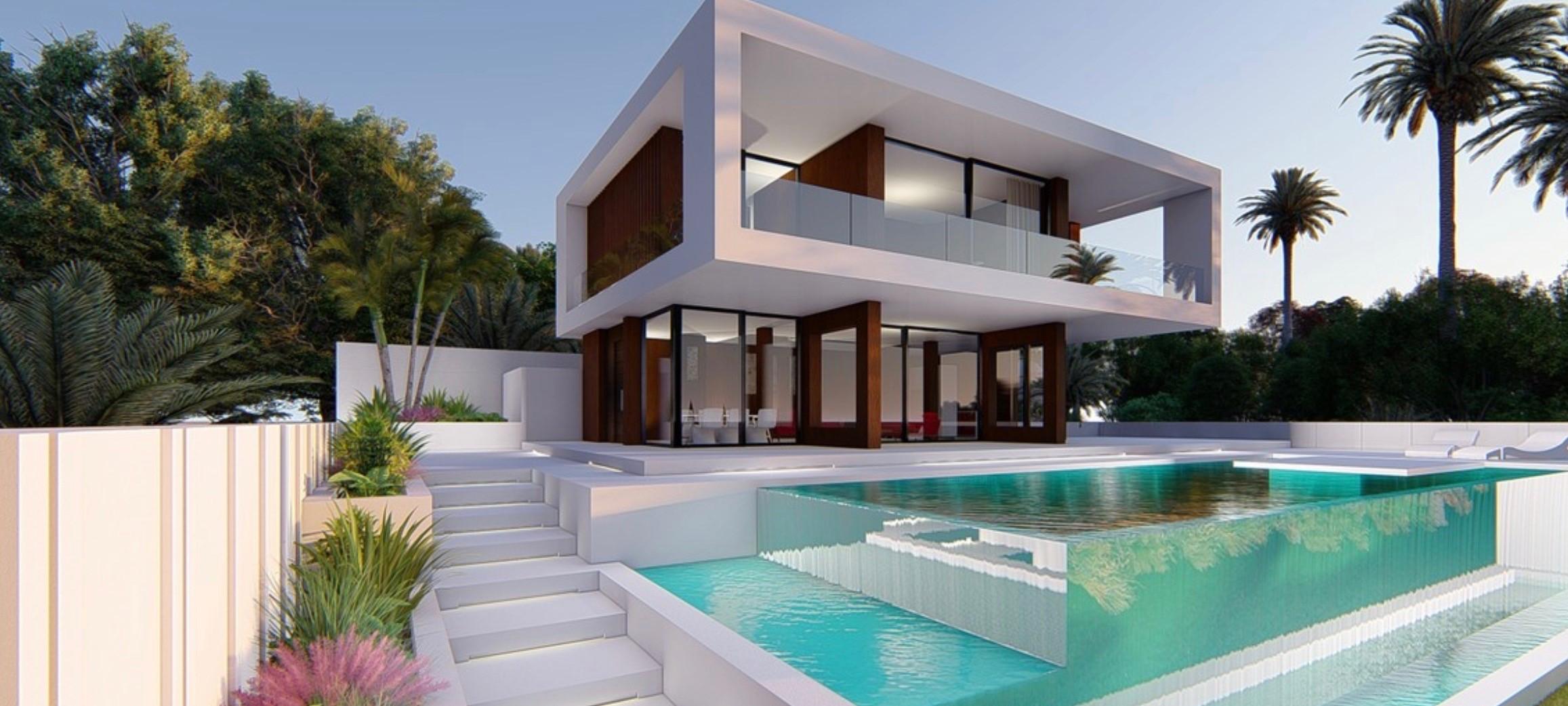 Estepona villa €595.000