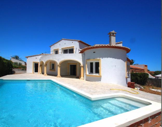 Denia Villa verkocht / vendu