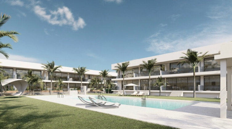 Mar de Cristal appartement €175.000