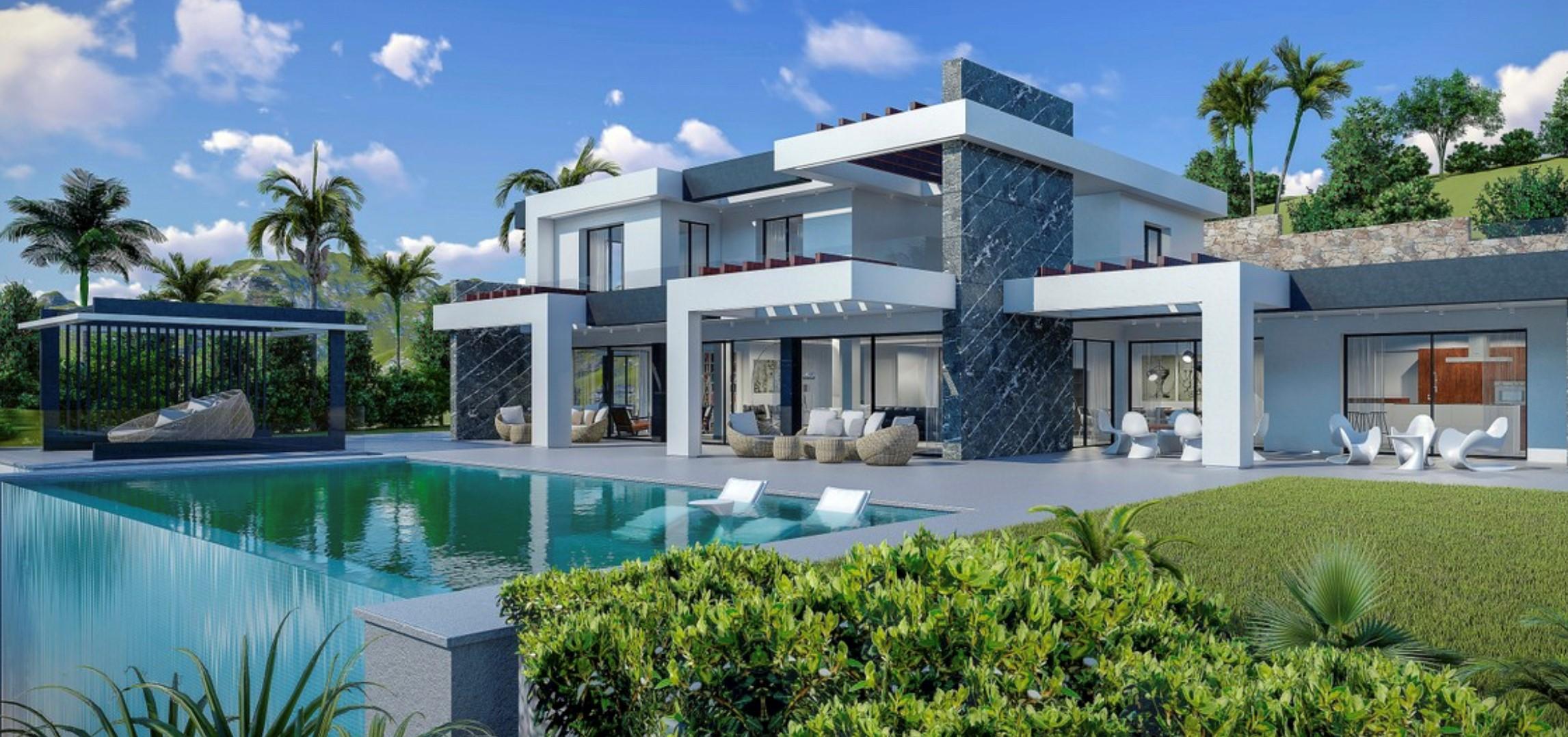 Benahavis villa €2.990.000