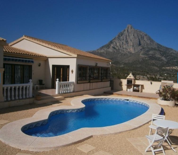 Finestrat villa verkocht / vendu