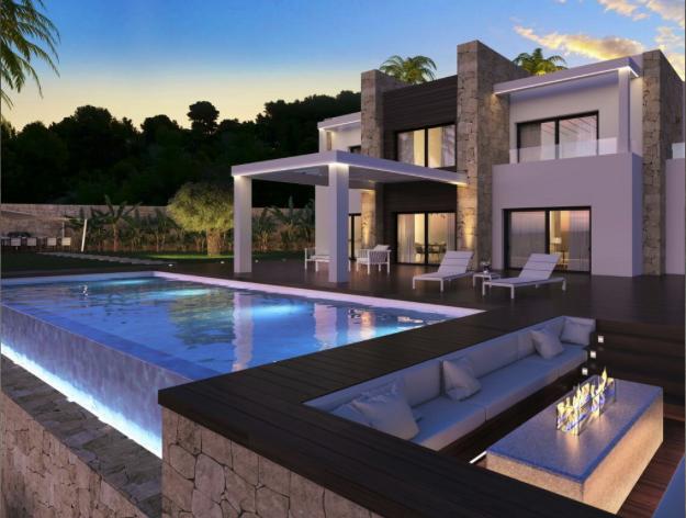 Benissa villa €1.690.000
