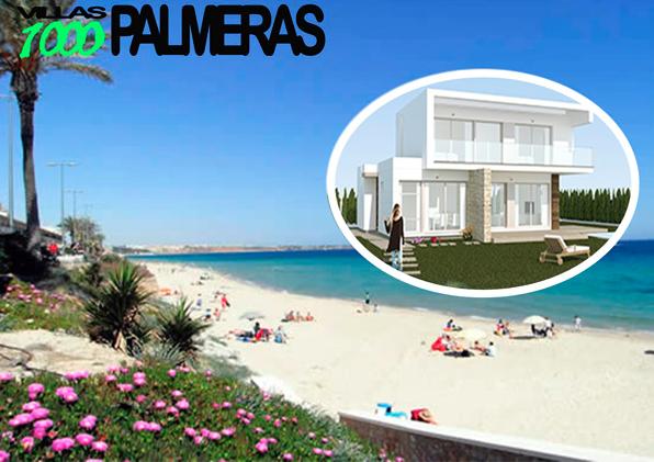 Pilar dela Horodada villa €425.000