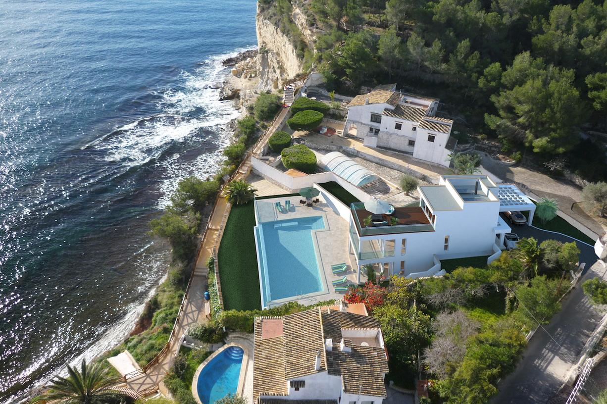 Villa te koop in Benissa Spanje Alicante Immomoment 1