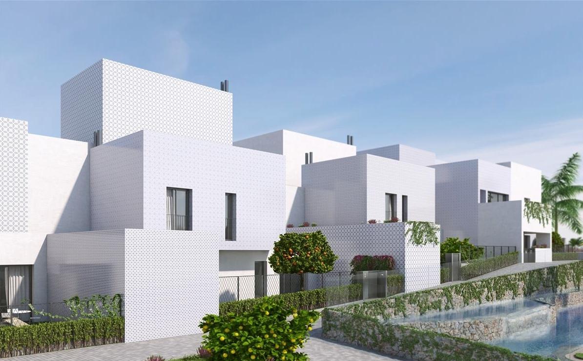San Miguel app-villa's €135.000