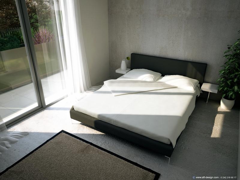 Luxueus afgewerkte ruimtes
