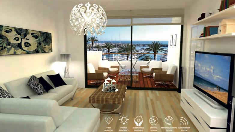 Caleta De Velez app vanaf €200.000