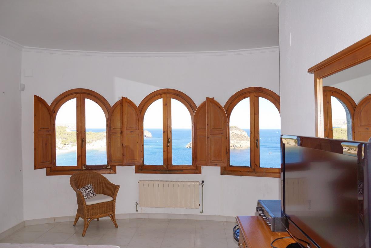 Villa te koop in Javea Alicante Spanje eerste lijn Immomoment 5