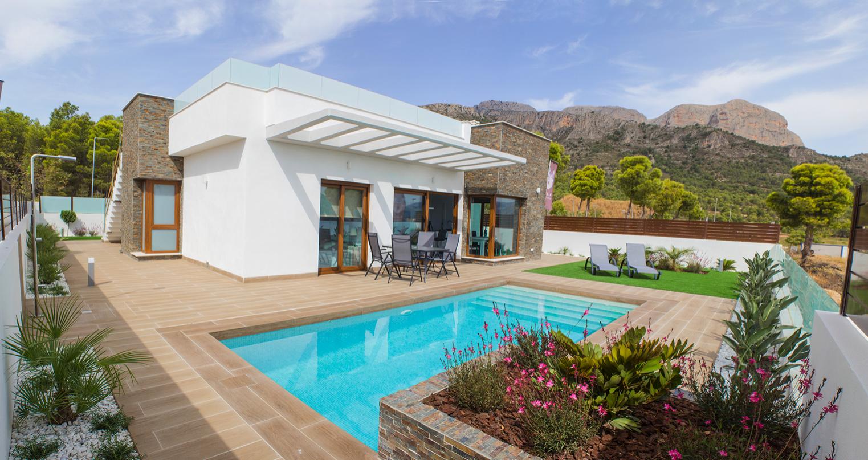 Polop villa's vanaf €320.000
