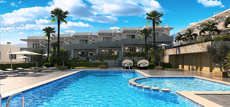 Alenda townhouse €165.000