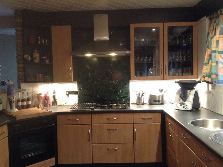 Keuken gemakkelijk bereikbaar
