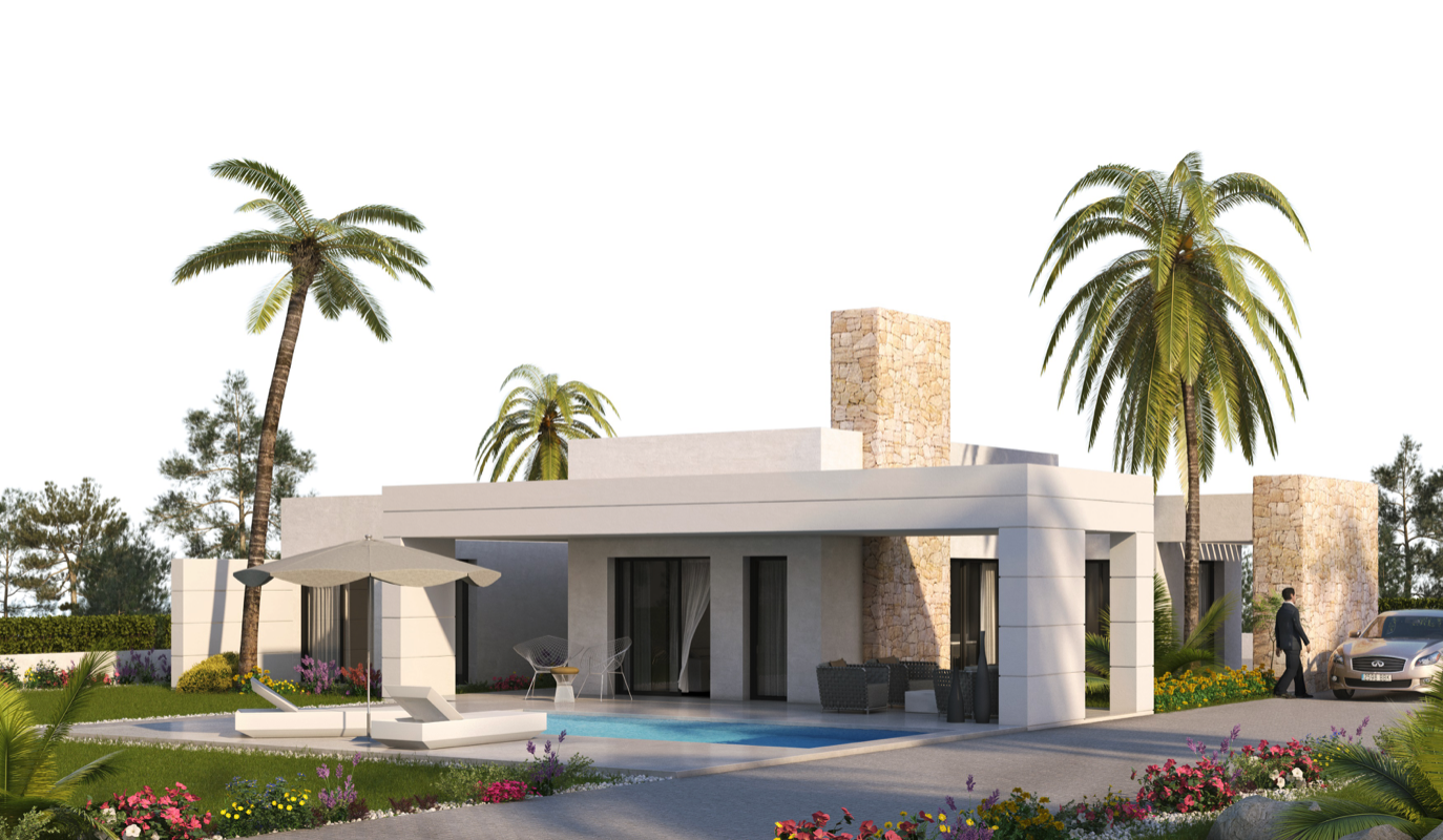 Polop villa's vanaf €450.000