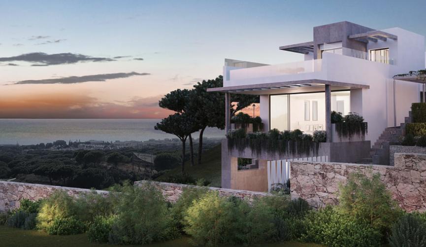 Cabopino villa's vanaf €850.000