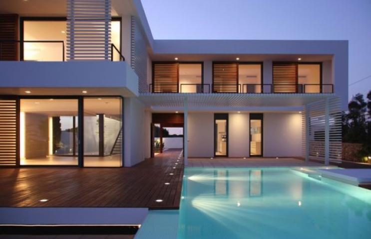 Villa met zwembad eigen zwembad