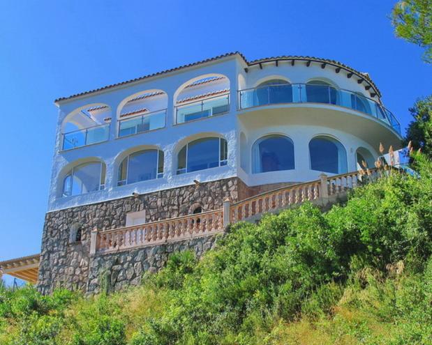 Javea Villa VERKOCHT