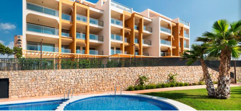 Villa Joyosa app 279.000 euro