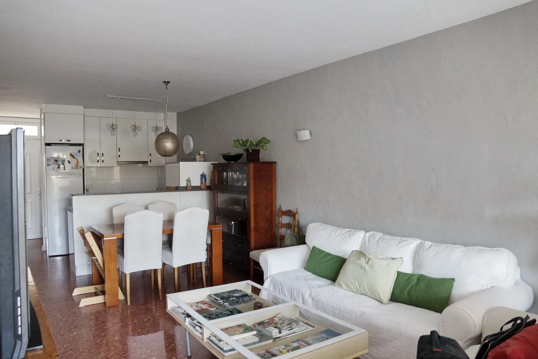 Denia appartement eerste lijn......