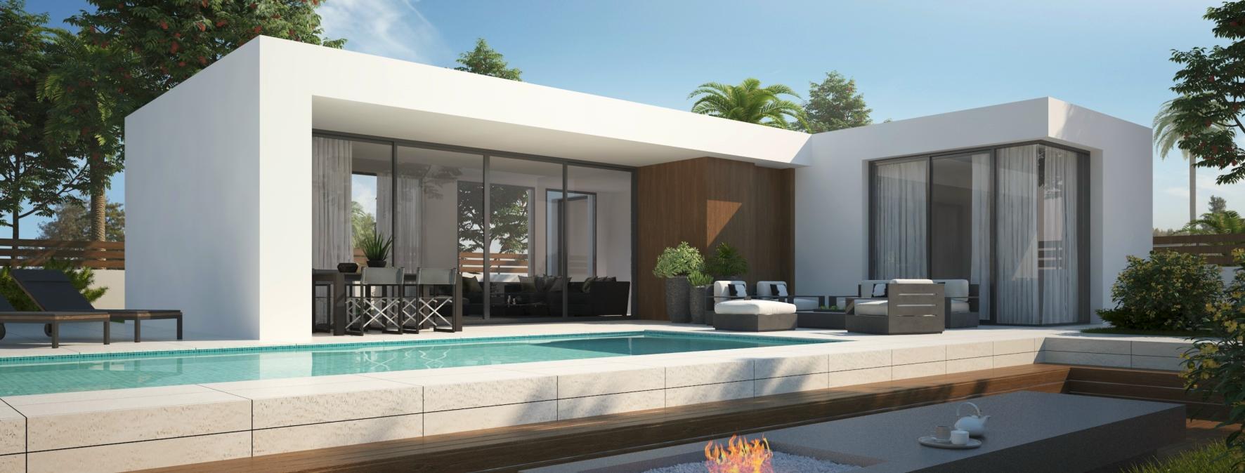 Polop villa's vanaf €315.000