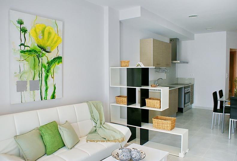 Appartement te La Jara op 4 km van het strand