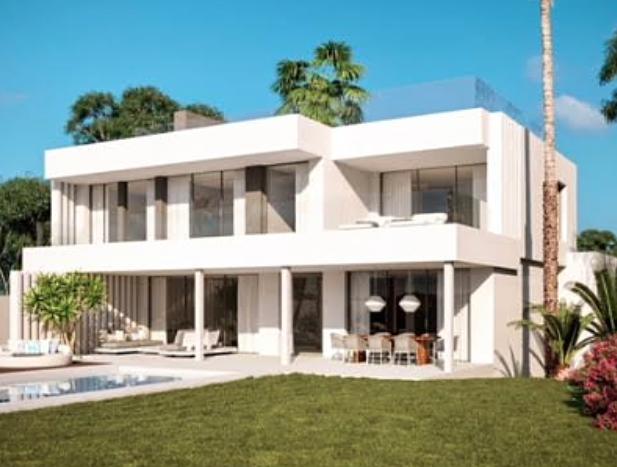 Cancelada villa's vanaf €1.350.000