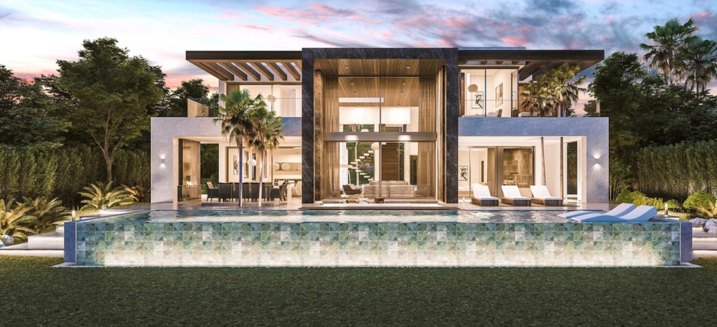 Estepona villa € 1.400.000