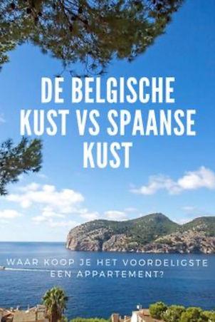 belgische kust VS spaanse kust of costa'