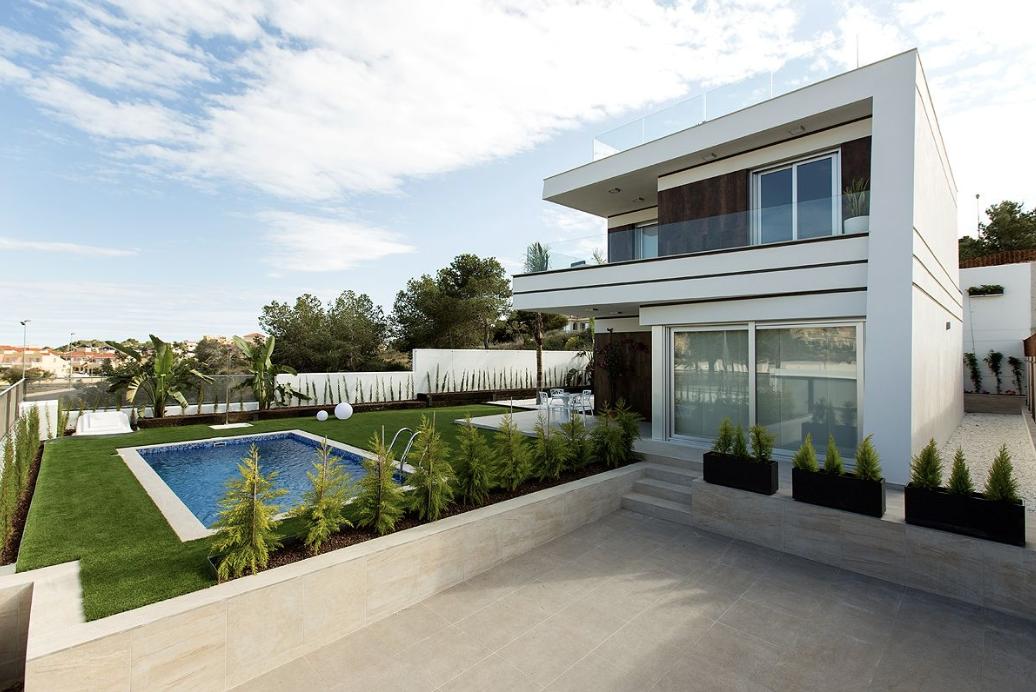 Orihuela Costa villa's €349.000