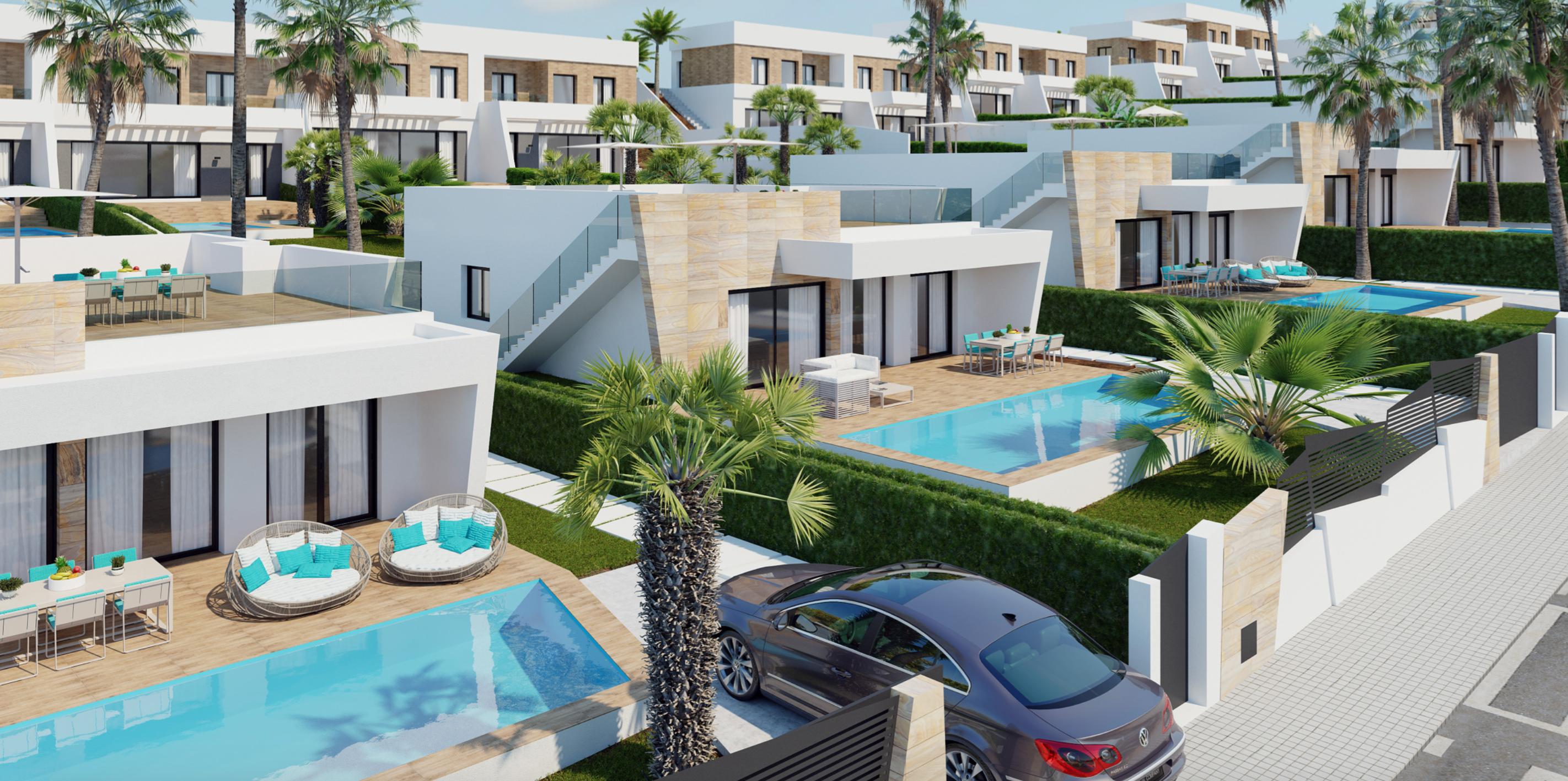 Finestrat villa €309.000