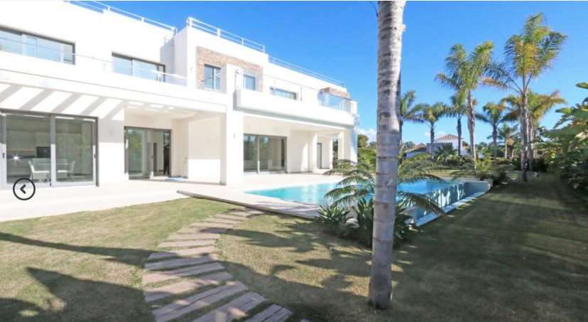 Guadalmina villa €3.350.000
