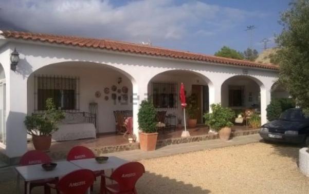 Finestrat villa VERKOCHT