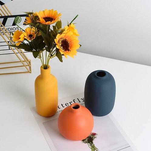 Do-Re-Mi Ceramic Plant Pot, Flower Vase